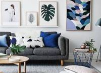 Living Room Design and Decor Inspo / Representative and cozy ideas for your living room! Get inspired by a variety of styles, color concepts, furniture, and decor.  +++ living room ideas, apartment decorating, gallery wall living room, gallery wall ideas, modern gallery wall, photo decor wall, photo decorations, photo decor ideas, printable wall art, prints set wall art, poster set wall art, painting printables, original paintings, black and white prints, b&w prints wall art, nature art prints, wall art package, wall decor bundle