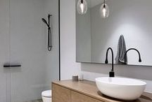 Bathroom Design & Decor Inspo / Get inspired by beautiful ideas and make your bathroom awesome today!  +++  bathroom ideas, bathroom organization, bathroom design ideas, bathroom design