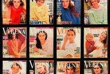 Журналы «Verena» 90-х годов, 2000-х годов