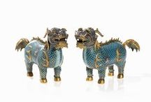 Asian Art / Precious porcelain, exquisite works of ivory, expressive bronze sculptures, rare jades and snuff bottles – once more Auctionata presents a gallery of desired collector's pieces from Asia. Art works from across Asia gain outstanding results in our shop and auctions.