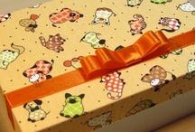 Caixas de mdf decoradas - Lembrancinha Chá de Bebê