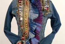 Ecofashion / Upcycled, recycled and produced from alternate sources.