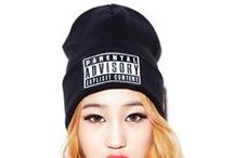 Hats & Caps / Brand new K-pop style fashion hats for men and women.