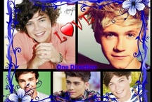 One Direction / by Marentje