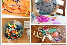Activities for Toddlers / by Kids @ Newport Public Library
