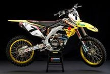 Motocross Racing Bikes / by seeyouattheraces
