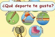 Spanish Body and Sports Unit / Middle and High School Spanish materials for teaching about the body and sports