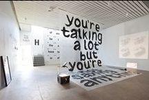 Exhibition / signage