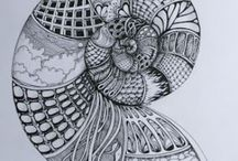 Zentangle Art / by CA Sconyers