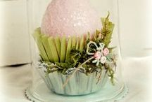 Easter / Easter . . . .Eggs Bunnies Chicks Cards Candy and More.
