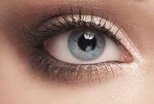 Gorgeous Eyes / Make your eyes look sexy with ZAO Certified Organic Makeup