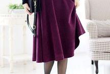 Women's Skirts / Korean style skirts for women