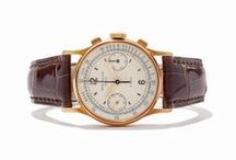 Luxury Watches / Modern and vintage timepieces from major luxury manufacturers available in our watch auctions.