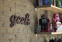 Geek Living