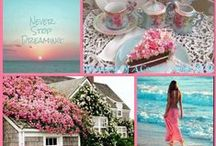 Dreaming Of A Coastal Cottage Or A Beach House / Dreaming Of A Coastal Cottage Or A Beach House....They say if you can picture it in your mind and see it often your Dreams will come true. :) Some photos and collages that are marked are made by me, Please visit my Facebook Home And Garden page for more post. Thanks ~ Deanae  https://www.facebook.com/dreamingofacoastalcottage. / by Deanae Bullard