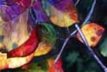 Works of Art / Paintings, illustration, photography and sculpture to captivate and inspire.