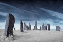Scotland / We live in Scotland and we love it here very very much! It's a beautiful and magical place...if we told you all about it you would probably think it's an made-up place form a storybook but it's real...we'll put some of our favourite pictures here to prove it ~:)