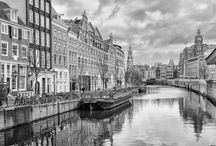 Amsterdam by Don Fonzarelli