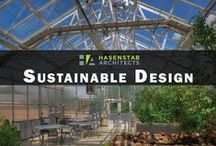 Sustainable Design / LEED Projects / Hasenstab Architects considers sustainable design elements for all projects.   Some are more obvious than others.  Take a look!