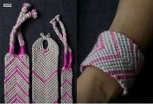 Braclet patterns and tutorials