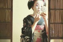 Kimono / Geisha & maiko