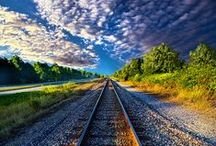 Artistic Railway Images