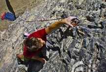 Climbing / It might be rock, ice, mountain, or plastic...but it's still climbing.