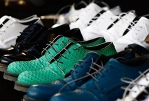 Shoe Obsession Disorder / Do you have S.O.D.? Commonly self-diagnosed and there is no cure. / by Stephen Tortorici