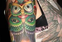 Things I like for tattoos.