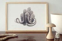 Art, Craft & Design / Inspirational art and design