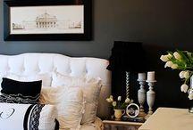 H O M E || bedroom