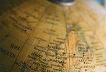 Globes / Atlas