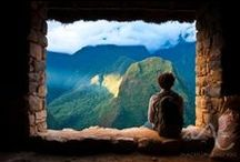 Doors & Windows / PERU / Beautiful entry-ways and openings, exclusively Peruvian. / by Inka Sites Adventures