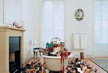 Head Over Heels / Shoe Addiction / by Gil Evatt