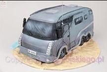 Torty Sport i Hobby / Sport & Hobby Cakes