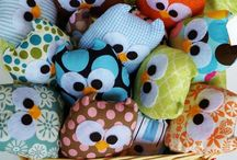 Owl / Owls of every colour, size and type!