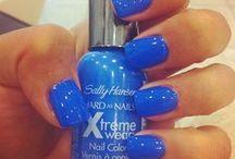 Nails art (arte delle unghie)