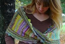 It's a wrap! (wraps, ponchos and shawls) / by Angie Black