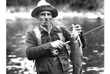 Fly Fishing, Rivers & Trout / Moving water, the promise of wild fish rising and dreams of being there...