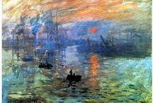Paintings, art prints