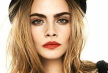 Lipstick & Eyebrows