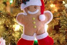 Activités de Noël pour Au Pair / Décorez la maison avec l'aide des enfants en rouge et blanc! C'est Noël!