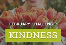 #28daysofKIND / In honor of Random Acts of Kindness Day (Feb 17), we've teamed up with Greatist to make kindness top of mind every day in February. Join us in this month's kindness challenge by following along on this calendar: http://greatist.com/discover/february-challenge-kindness-2015 and share your actions using #28daysofKIND on Twitter. Happy kinding! / by KIND Snacks