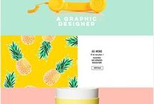 Graphics / Diseño Gráfico / Infografías / Inspiración.