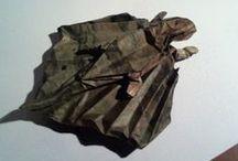 origami / modelli miei e di altri