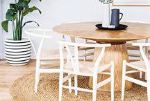 Dining Tables / Dining Table Inspiration.