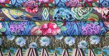 Fabric addiction / The most gorgeous fabrics :)