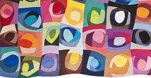 Modern Quilts / Beautiful modern quilts