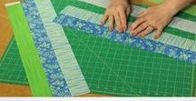 Quilting and Sewing tips and tricks / Tips and tricks to help you along the way to make the most pretty projects