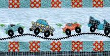 Kids Quilts / So many nice quilt ideas for kids